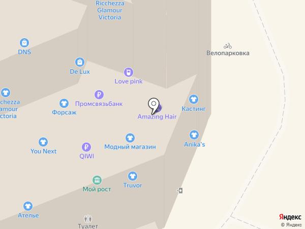 Талисман на карте Владимира