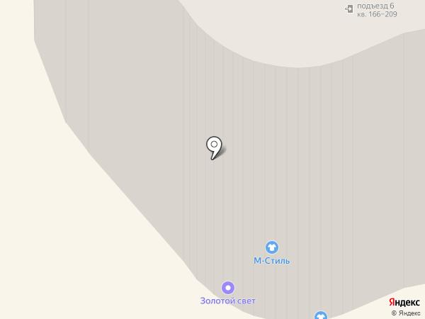 Мышенька на карте Владимира