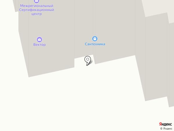 Межрегиональный сертификационный центр на карте Владимира