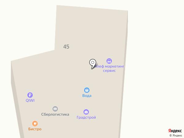 Гранд Фасад на карте Владимира