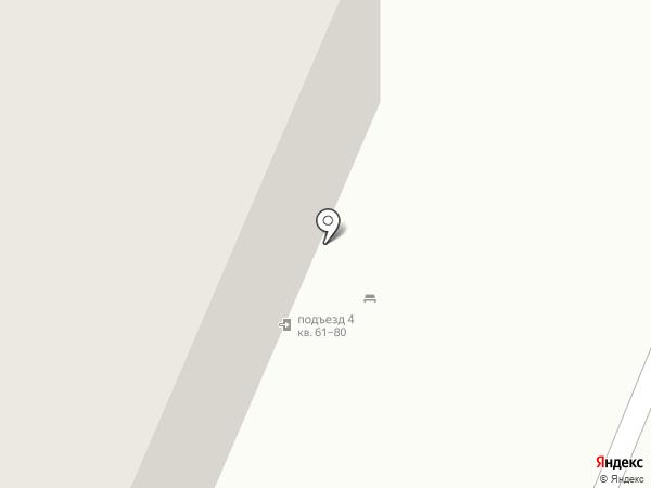 №52, ЖСК на карте Владимира