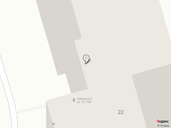 Скорая медицинская помощь на карте Владимира