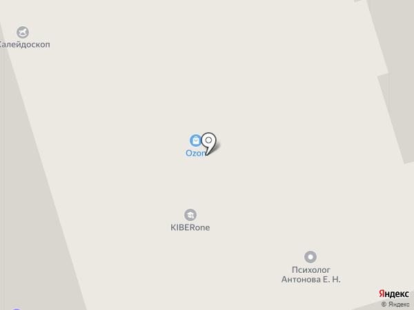 Центр переездов на карте Владимира