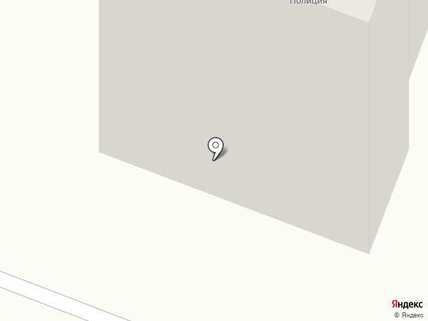 Участковый пункт полиции №12 на карте Владимира