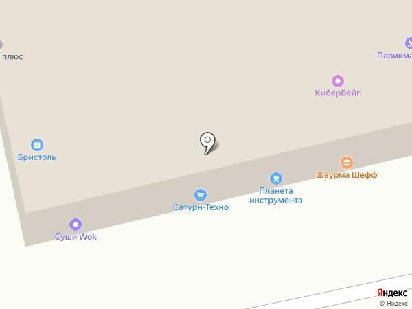 Суши Wok на карте Владимира