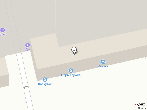 Финансгрупп на карте Владимира