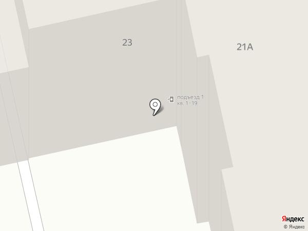 Наш Дом-4 на карте Владимира
