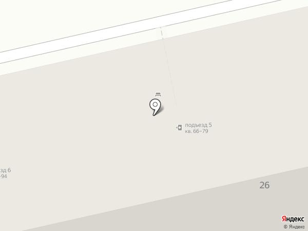 ТСЖ №128 на карте Владимира