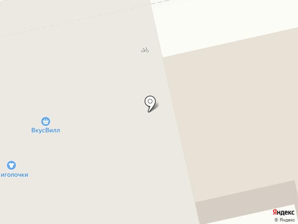Домашние радости на карте Владимира