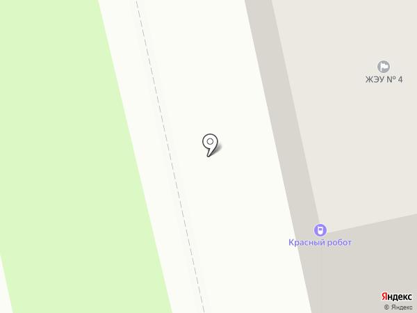БАРБОС на карте Владимира