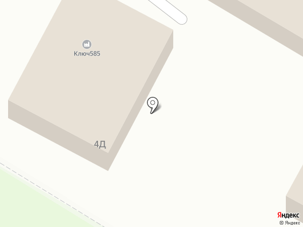 Ключ585 на карте Владимира