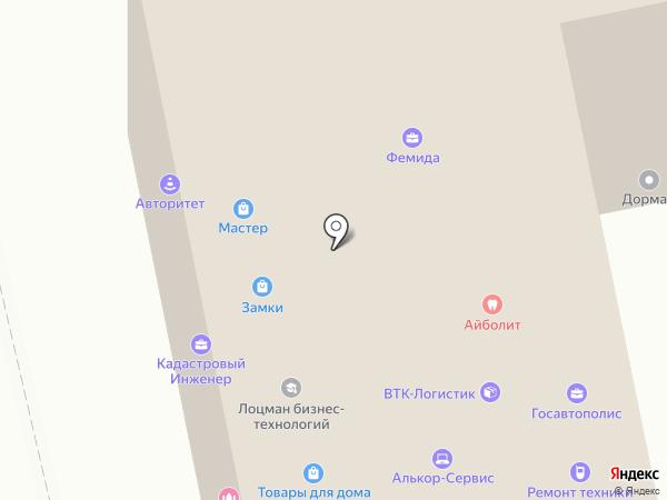 Мастерская по изготовлению памятников на карте Владимира