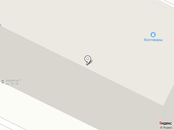 Кипарис на карте Владимира