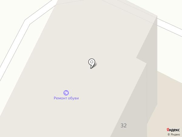 Халяльная лавка на карте Владимира