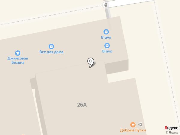 Добрые булки на карте Владимира