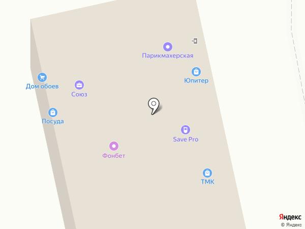 ДоДо пицца на карте Владимира