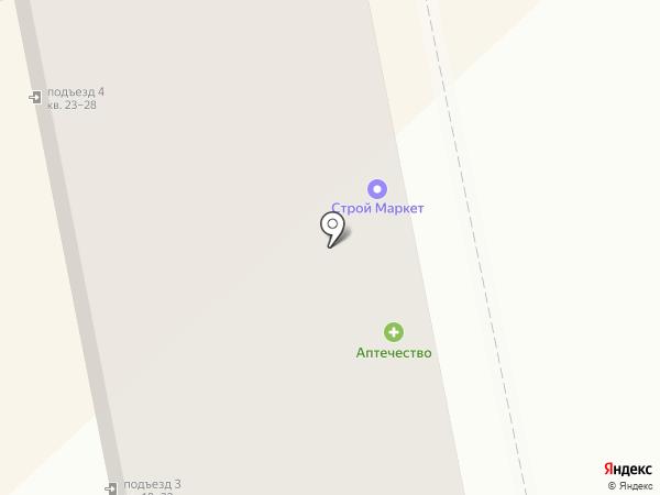 Пиффкоф на карте Владимира