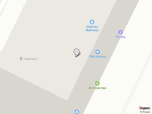 Душистый хмель на карте Владимира