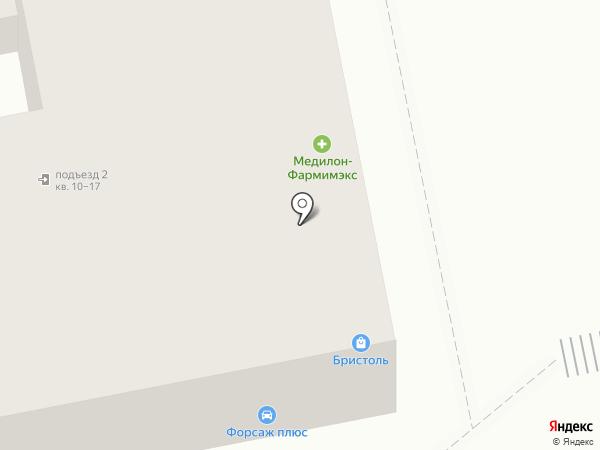 Ювелирная мастерская на карте Владимира