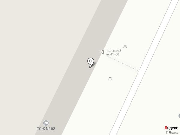 ТСЖ №62 на карте Владимира