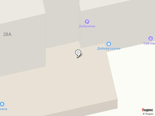 Народная касса, КПК на карте Владимира