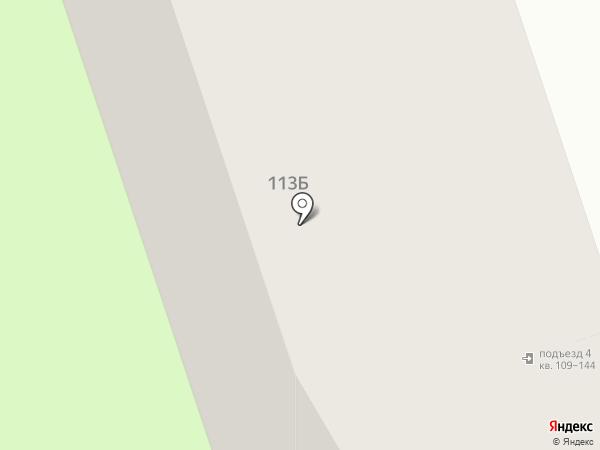 ВладКлиматПроект на карте Владимира