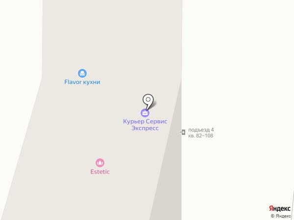 Пинта на карте Владимира