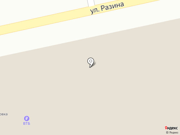Единый расчетно-информационный центр Владимирской области на карте Владимира