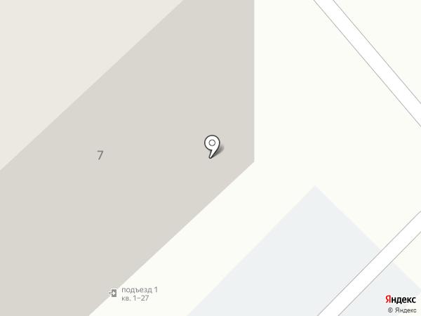 Марципана на карте Владимира