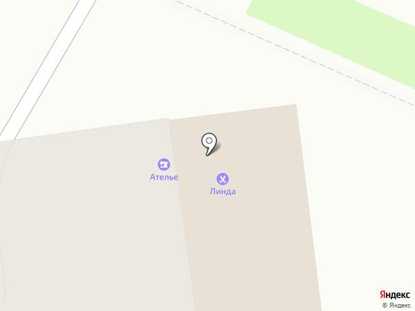 Магазин печатной продукции на карте Владимира