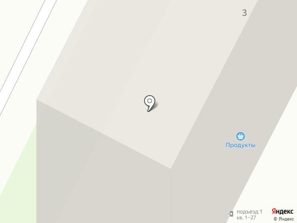 Эльдорадо Торг на карте Владимира