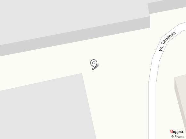 Тара на карте Владимира