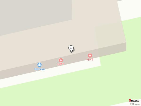 Эдисон на карте Владимира