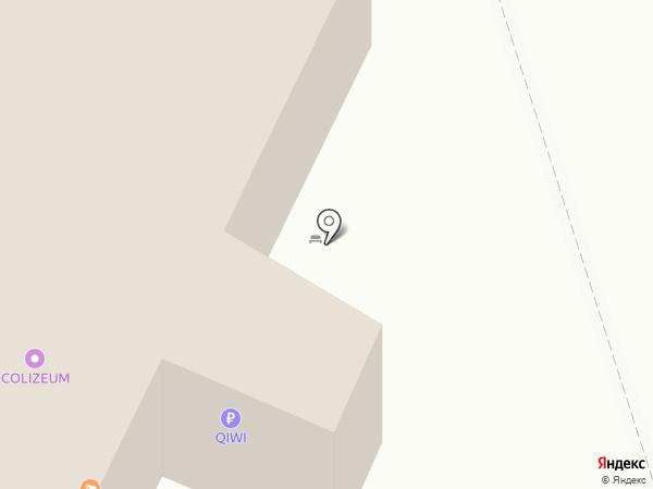 Автомат по продаже разливного молока на карте Владимира
