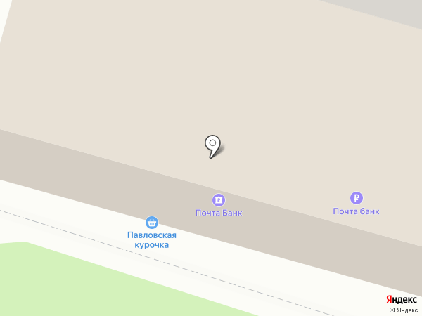 Банкомат, Почта Банк, ПАО на карте Владимира