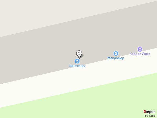 ZOOMIR33 на карте Владимира