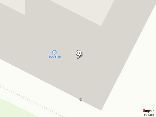 Старый Приятель на карте Владимира