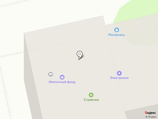 Агентство недвижимости на карте Владимира