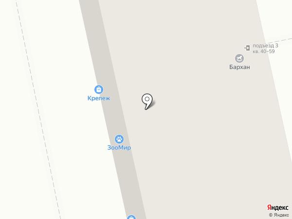 Ермолино на карте Владимира