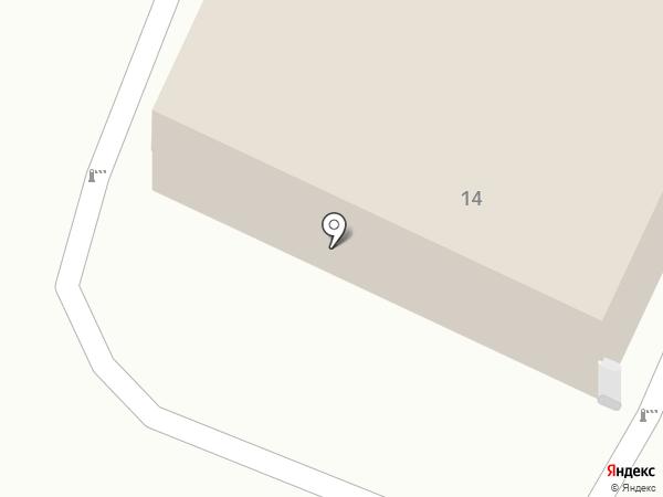 Альянс-Групп на карте Владимира