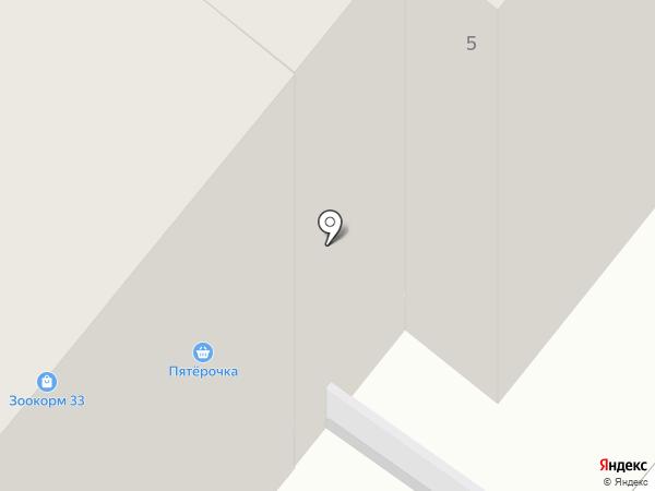 Магазин по продаже портативных устройств на карте Владимира