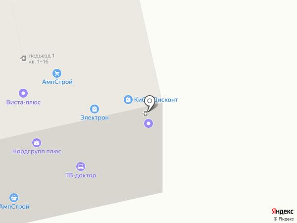 ДНС-НН Плюс на карте Владимира