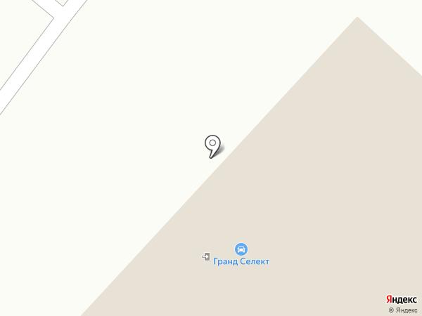 Техцентр Гранд на карте Владимира