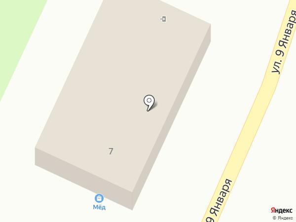 Дом хмеля на карте Владимира