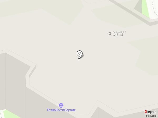 Самокат33 на карте Владимира