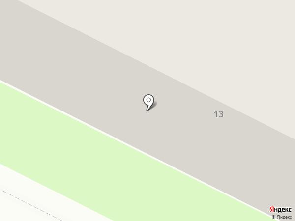 ЖСК №123 на карте Владимира