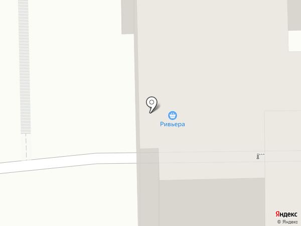 Ривьера на карте Владимира