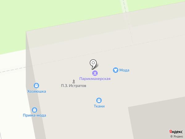 Мода на карте Владимира