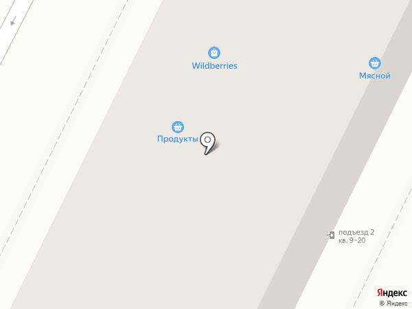 Мишкин бочонок на карте Владимира
