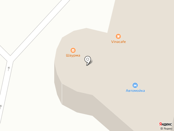 Автомойка 33 на карте Владимира